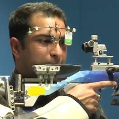 Ravi Kumar misses out on 10 metre Air Rifle final spot at Munich Shooting World Cup