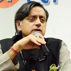 Delhi court allows Shashi Tharoor to visit Kofi Annan's family in Geneva