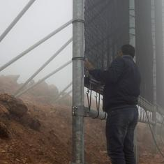 In Morocco, a project is tackling drought by making water out of fog