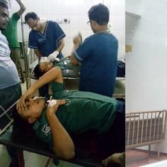 Gunmen take hostages at restaurant in Dhaka's diplomatic area