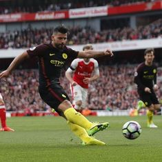 Premier League: Arsenal come from behind twice to hold Manchester City to a 2-2 draw