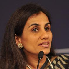 ICICI's Chanda Kochchar should step down pending inquiry, says IIM-A professor