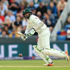 After Australia's escape act in the first Test, Azhar Ali admits pressure will be on Pakistan