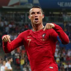 Ronaldo's genius, Costa's brace, De Gea's howler: Twitter left gasping after Portugal-Spain thriller
