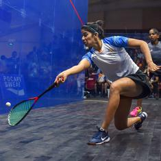 Asian Squash C'ships: Saurav Ghosal, Joshna Chinappa progress to finals with comfortable wins