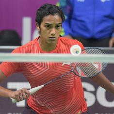 PV Sindhu signs four-year deal worth Rs 50 crore with Chinese sports brand Li Ning