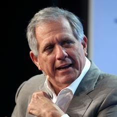 CBS chief Leslie Moonves resigns after more women accuse him of sexual harassment and assault
