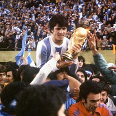 A brief history of Fifa World Cup: Argentina 1978, when La Albiceleste finally won, controversially