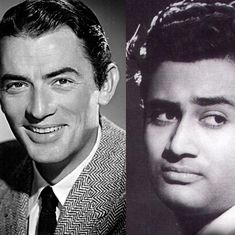 The romance that caused Dev Anand to be known as 'Gregory Peck of India'