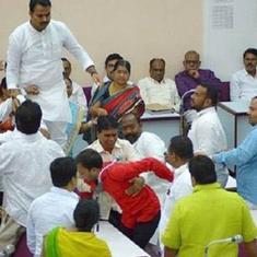 महाराष्ट्र : वाजपेयी की श्रद्धांजलि सभा का विरोध करने वाले एआईएमआईएम पार्षद को एक साल की जेल