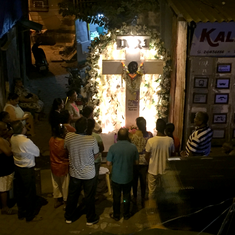 How a May prayer ritual came to tie together the Catholic community in Bombay's Bandra suburb