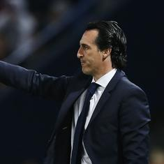 Unai Emery urges Arsenal players to fix their leaky defence ahead of Everton's visit