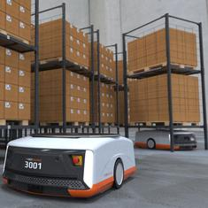 An Indian robotics startup is going to the US with hopes to rival Amazon at warehouse automation