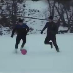 Watch: This film tries to tell us there's more to Kashmir than the news. Football, for instance