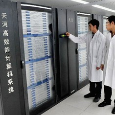 China aces TOP500 list of supercomputers for seventh time in a row