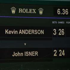Anderson vs Isner lasted longer than Germany at World Cup: Twitter finds jokes in Wimbledon marathon