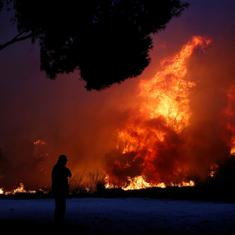 Greece: At least 50 dead in wildfires in resort town near Athens, over 150 people injured