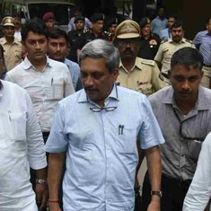 Goa: Manohar Parrikar will contest bye-election from Panaji