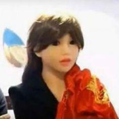 Resultado de imagen de Zheng Jiajia + robot wife