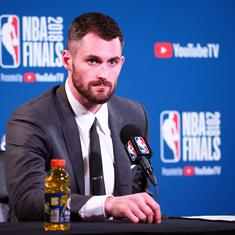 Kevin Love extends stay at Cleveland, signs four-year deal worth $120 million