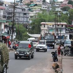 Shillong unrest: Curfew timings to be relaxed by two hours in some parts