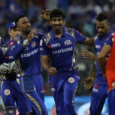 IPL 2018, MI vs KXIP as it happened: Brilliant Bumrah helps MI wins despite Rahul heroics