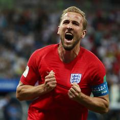 Golden Boot favourite Harry Kane is targeting a bigger prize – World Cup glory for England