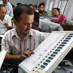 'Faulty' EVM used in Bhind trial was sent from Kanpur after UP elections, say EC officers