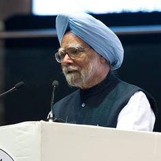 Growth slowdown is a result of climate of fear and a loss of trust in institutions: Manmohan Singh