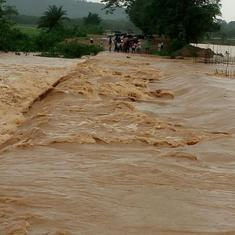 Odisha: Twelve people killed in rain-related incidents, 6 districts on alert as flood threat looms