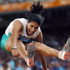 Anju Bobby George to launch bid to claim 2004 Athens Olympics medal