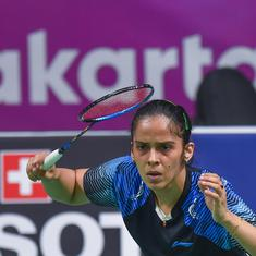 All England badminton: Proud I played well despite being in very bad shape, says Saina Nehwal