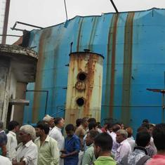 Uttar Pradesh: Six labourers killed in blast at petro-chemical factory in Bijnor