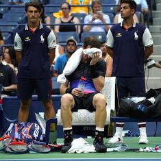 US Open: Andy Murray's heat-rule complaint was wrong, says Fernando Verdasco