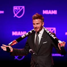 Miami voters to have say in David Beckham's Major League Soccer stadium plan: Reports