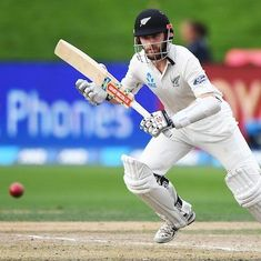 Kane Williamson's 17th Test ton takes New Zealand to 321/4 against South Africa in 3rd Test