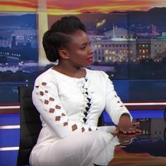 Watch: Author Chimamanda Ngozi Adichie slams chivalry while discussing feminism with Trevor Noah