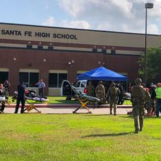 United States: At least eight killed in shooting at high school in Santa Fe