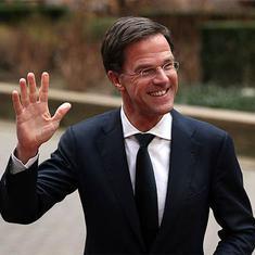 नीदरलैंड के प्रधानमंत्री को देखिए और समझिए कि 'स्वच्छता अभियान' की सच्ची पहल क्या होती है