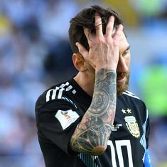 'Leo should not shoulder all the responsibility': Argentina coach defends Messi after Iceland draw