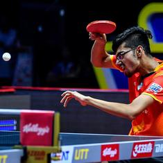 Table Tennis: Manav Thakkar bags double crown in Portugal Open
