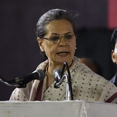 Kerala construction firm files suit against Sonia Gandhi and other Congress leaders