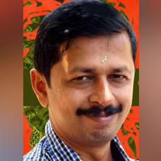 Kerala: Malayalam novelist S Hareesh withdraws his novel citing threats on social media