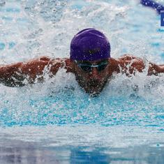Had I been in TOPS, result would've been different: Virdhawal after missing Asiad medal by 0.01 secs