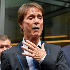 UK: Cliff Richard wins £210,000 in damages after judge rules against BBC for breaching his privacy