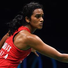 Badminton Worlds: PV Sindhu took the initiative and reaped the benefits against Yamaguchi