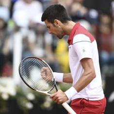Playing his first final in a year, Novak Djokovic relishes 'special moment' at Queen's