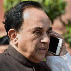 National Herald case: Subramanian Swamy accuses Rahul, Sonia Gandhi of cheating, criminal conspiracy