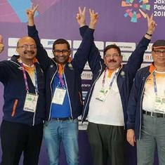 Asian Games: India assured of two medals in bridge after men's and mixed team reach semi-finals