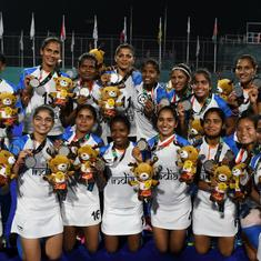 Asian Games, day 13 round-up: India clinch silver in women's hockey, bronze medals in sailing